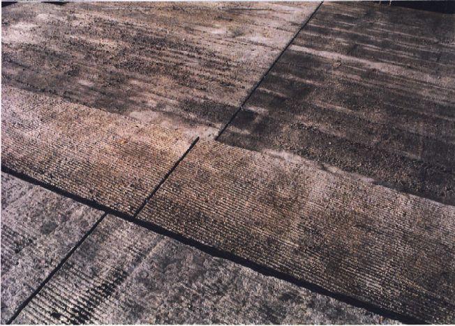 betongflater, Ørnesvingen