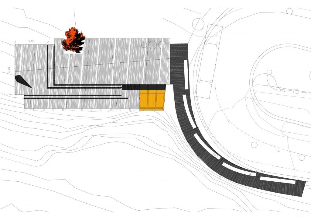 Ørnesvingen plan byggetegning _