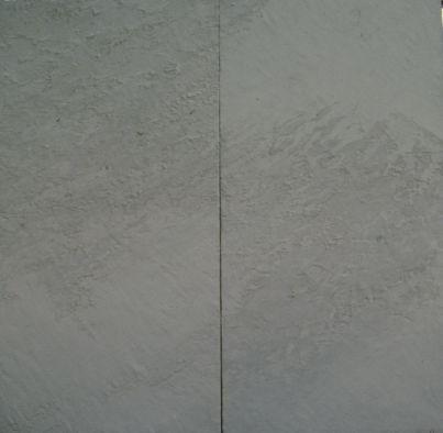 TITAN, 105x105cm, olje på lerret.1999