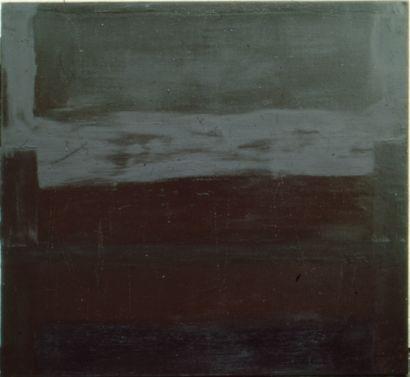 Understrøm. olje på lerr. 125x135cm, 1998 Kalfarlien